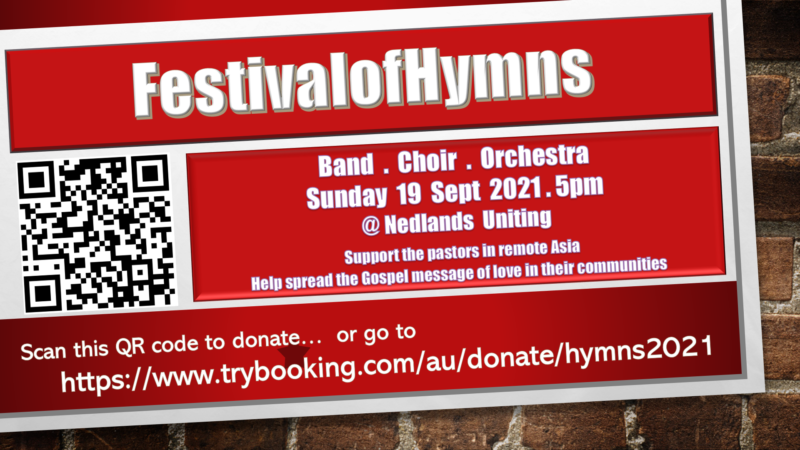 Festival of Hymn Picture
